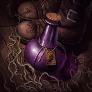 Elixir of Light Feet card art