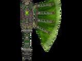 Glass War Axe (Oblivion)
