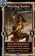 Whirling Duelist (Legends) DWD