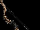 Łuk z kości smoka