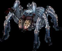 Морозный паук (снежный)