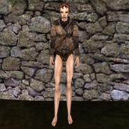 Простая рубашка (Morrowind) 2 (жен)
