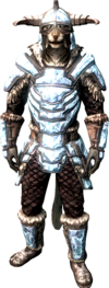 Сталгримовая тяжёлая броня (м)