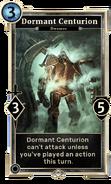 Dormant Centurion DWD