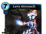 Lava Atronach (Legends)