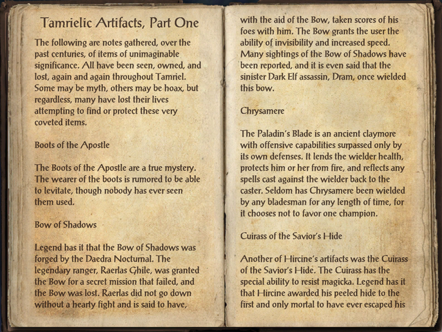 File:Tamrielic Artifacts, Part One 1 of 4.png