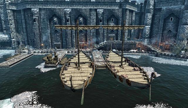 File:Windhelm Skyrim Docks.png