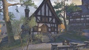 Здание в Ветреной крепости 4