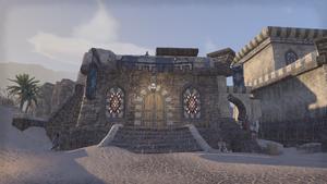 Здание в Козансете 7
