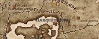 Карта святилища Мефалы