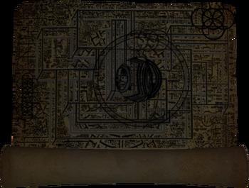 Dwarven Crossbow Schematic   Elder Scrolls   FANDOM powered by Wikia