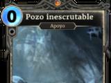 Pozo inescrutable (Legends)