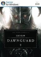 Skyrim Dawnguard PC cover