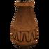 Глиняный горшок 1
