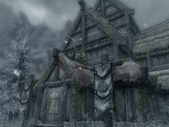 Длинный дом ярла Винтерхолда