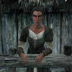 Матлара портрет