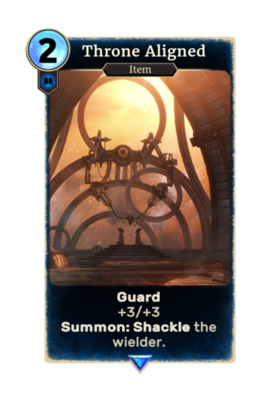 Престол Гармонии (Card)