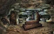 Barren Cave InnerRoom