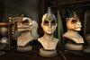 Deep Elf Goggle-Horn