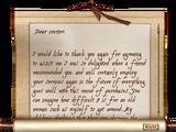 Draconis Gift List