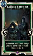 Eclipse Baroness DWD