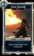 Fire Breath Level 2 DWD