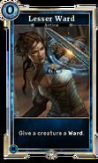 Lesser Ward (Legends) DWD