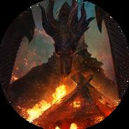 Odahviing avatar (Legends)