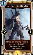 Relentless Raider (Legends) DWD