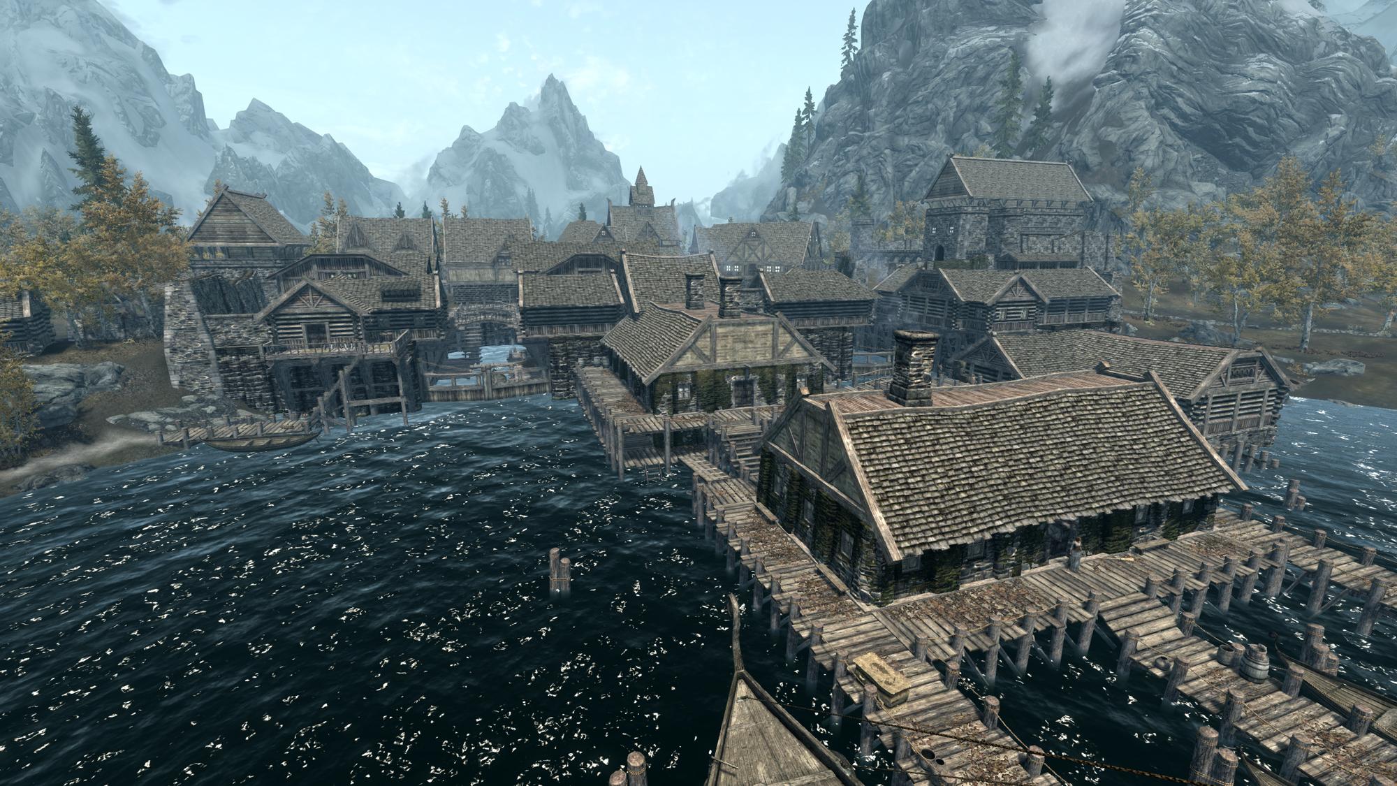 Riften (Skyrim) | Elder Scrolls | FANDOM powered by Wikia