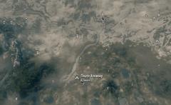 Пещера Кронвангр карта