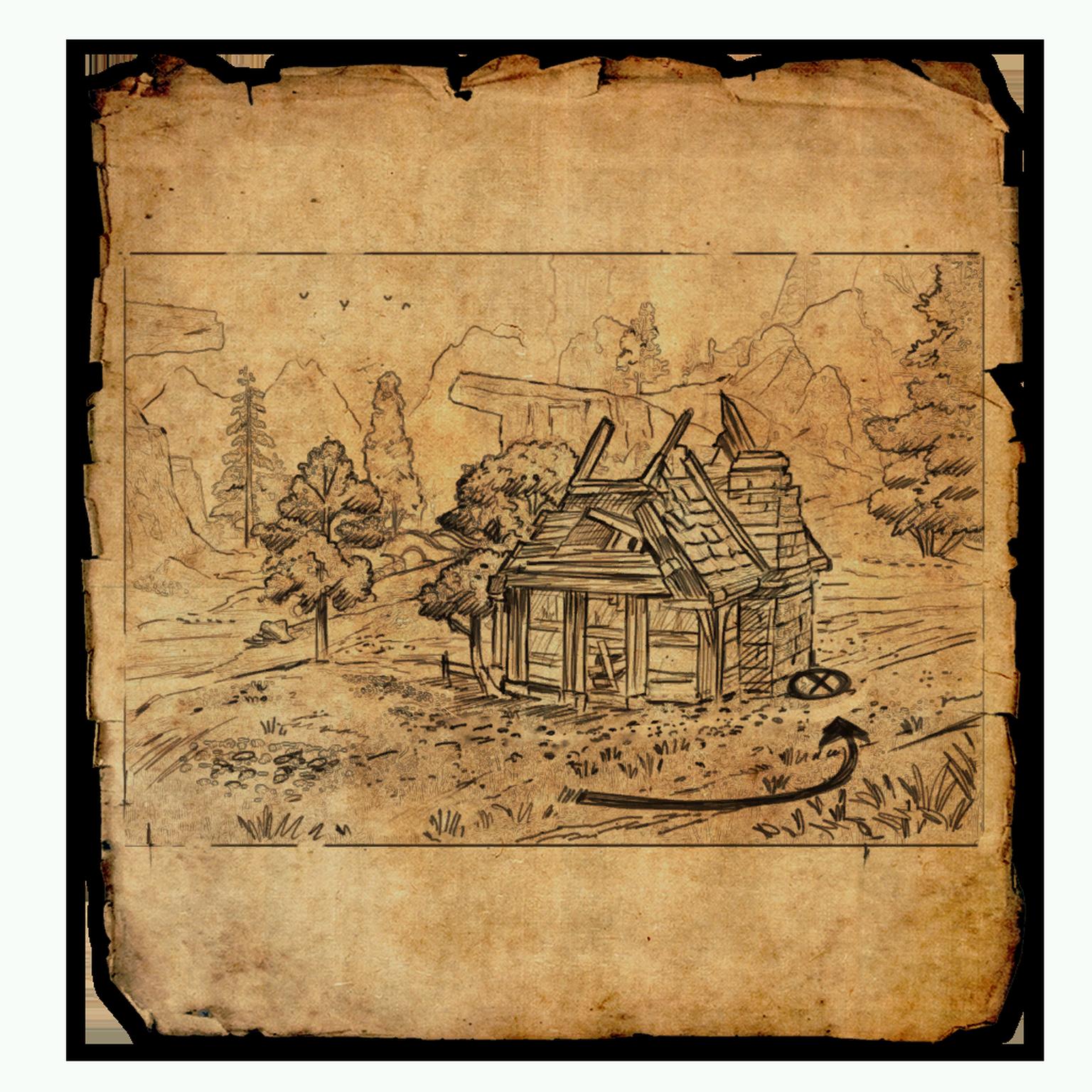 Craglorn Treasure Map VI | Elder Scrolls | FANDOM powered by Wikia