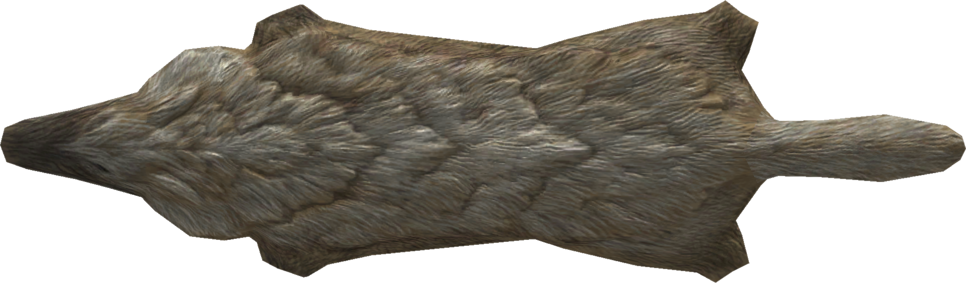 ice wolf pelt elder scrolls fandom powered by wikia