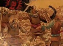 Le Corone affrontano gli Imperiali