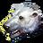 ON-icon-голова медведя
