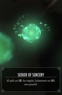 Seeker of Sorcery