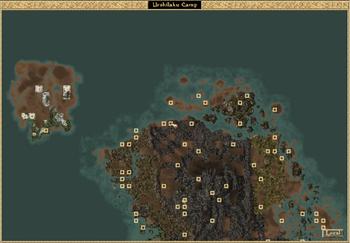 Urshilaku Camp (Morrowind) | Elder Scrolls | FANDOM powered