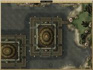 Vivec, Telvanni Canton Local Map Morrowind
