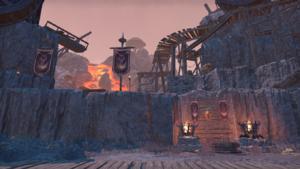 База Огненных драконов (Карьер Фояда)