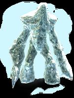 Ледяной атронах Frost Atronach 002