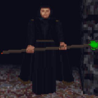 Jagar Tharn w The Elder Scrolls: Arena