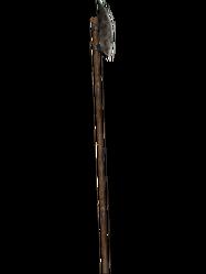 Железная алебарда (morrowind)