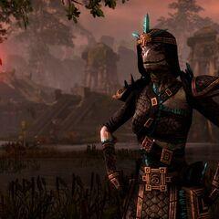 Argonianka z gry The Elder Scrolls Online