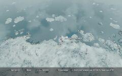 Danstarskoye ubejische map