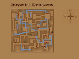 Карта Имперских Темниц (Arena)