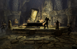 Forelhost Crypt