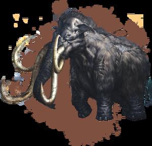 Mammut concept art