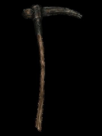 File:Morrowind MinersPick.png