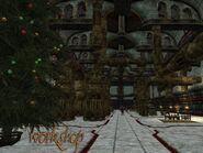 Saturalia Christmas in Skyrim workshop