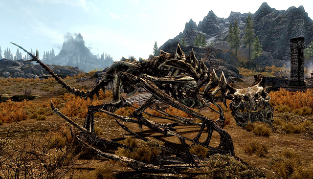 File:Skeletal Dragon.png